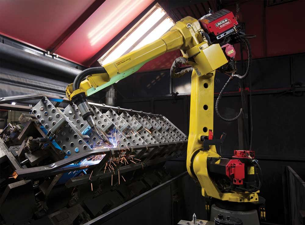 Automated robotic welding: Are your parts ready?