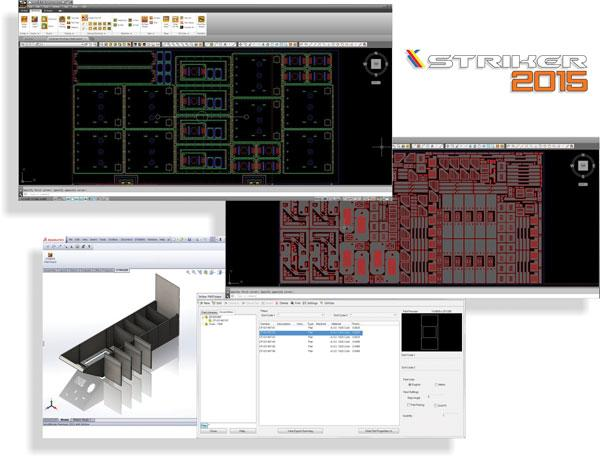 CAD/CAM and Nesting Software