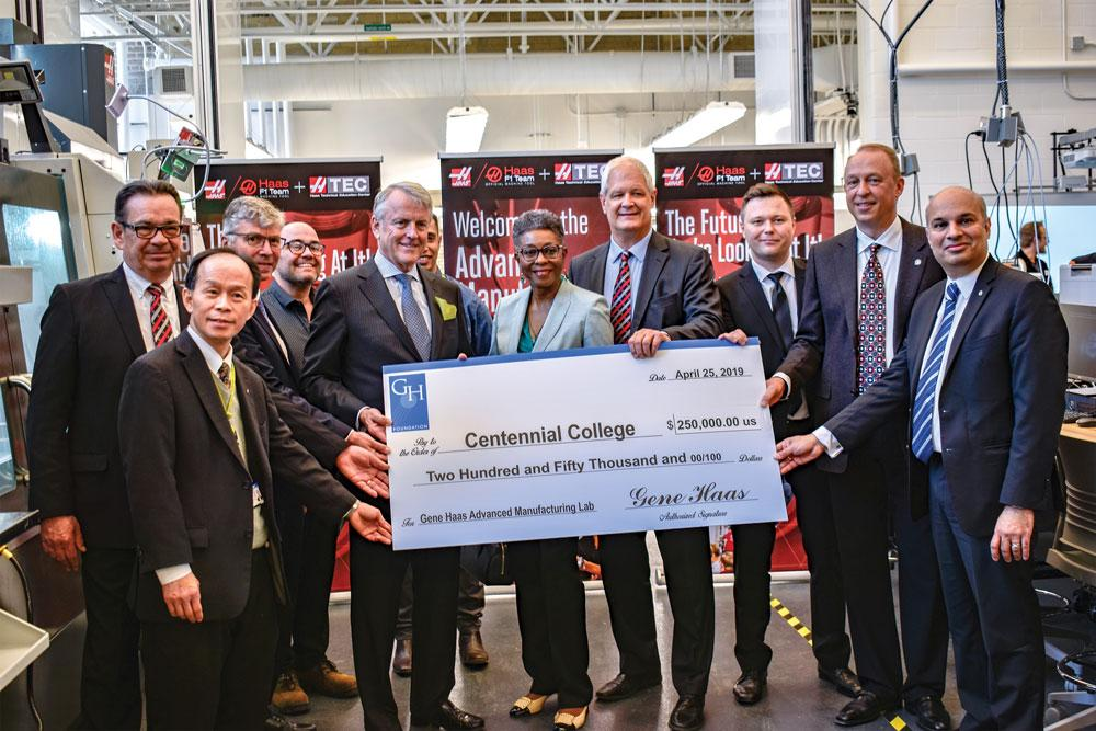 Centennial College Officially Opens Downsview Campus