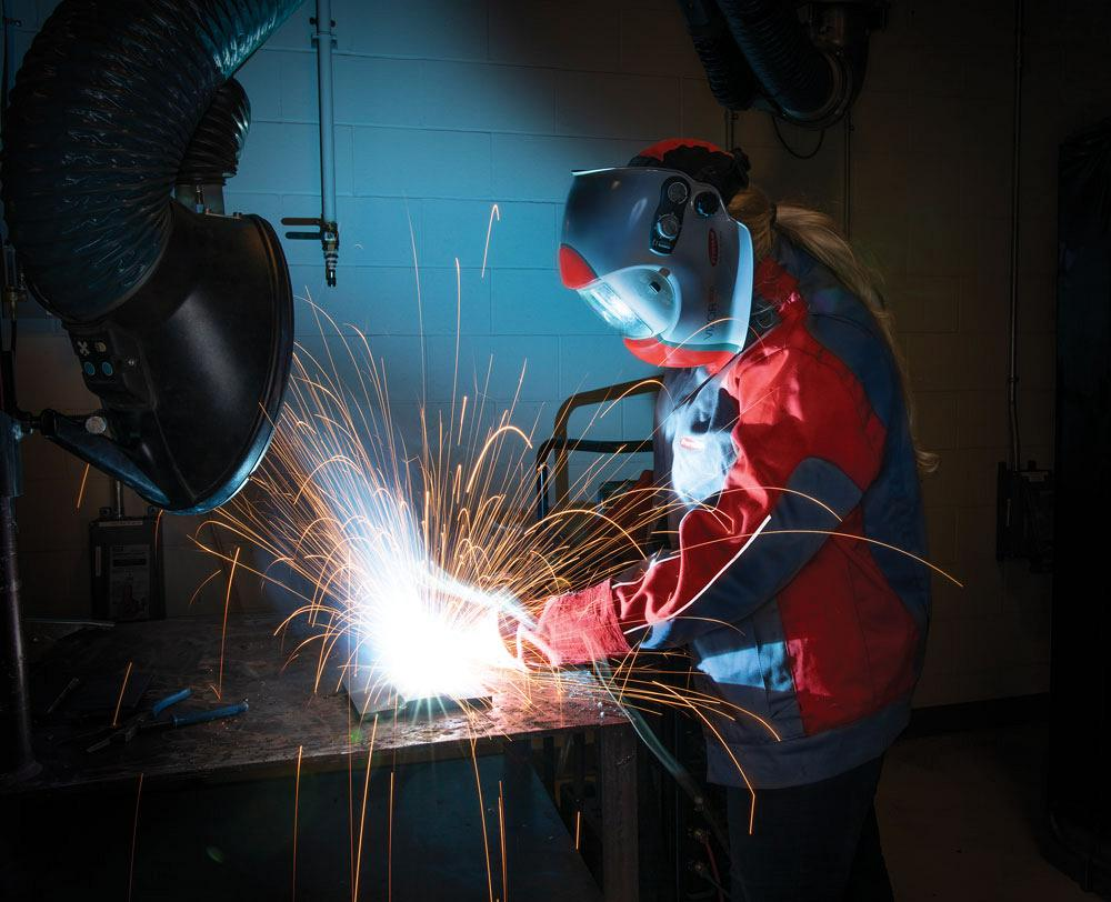 Ewat Weld Training Program Aims For Breadth And Depth