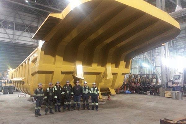 Truck Bed Dimensions >> Excavating Mining Profits