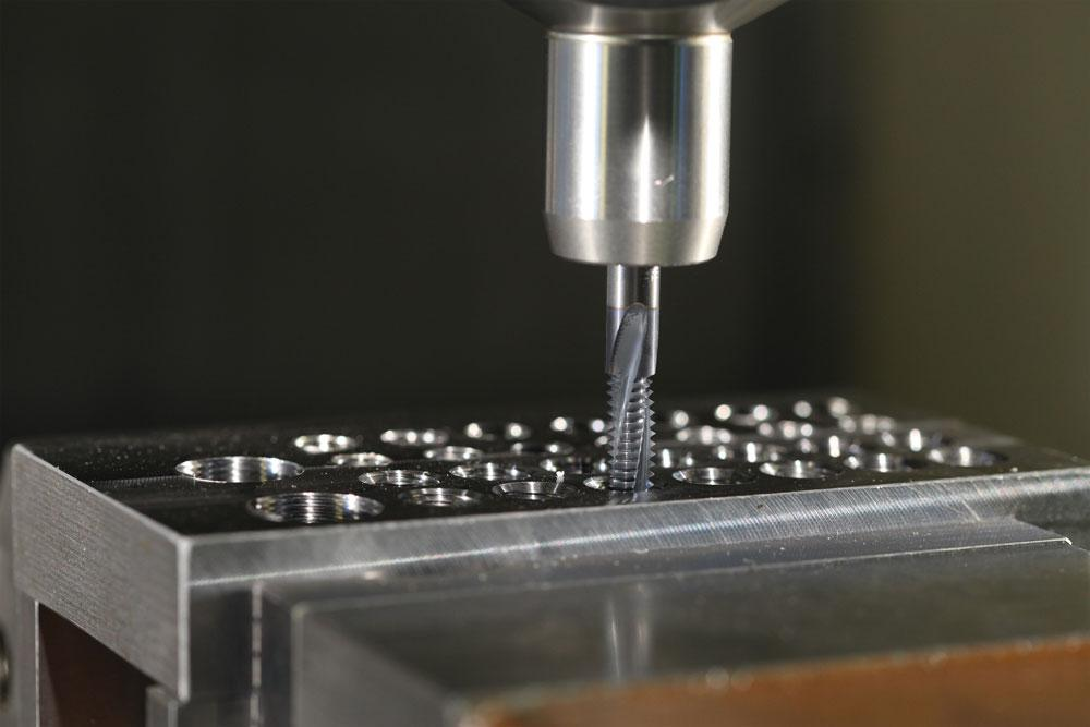 Geometry Adds Volume to Thread Mill Work