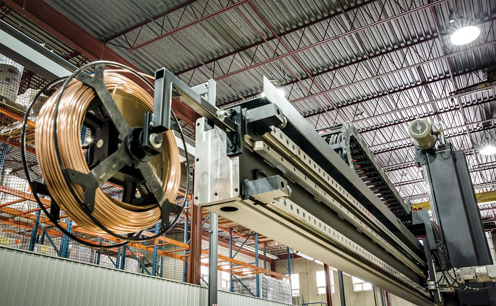 Increasing welding efficiency with mechanized automation