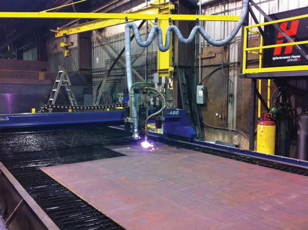 Integrated Cutting System Helps Deliver Orders Faster