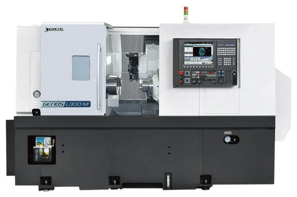 L Series Multifunction CNC Lathes