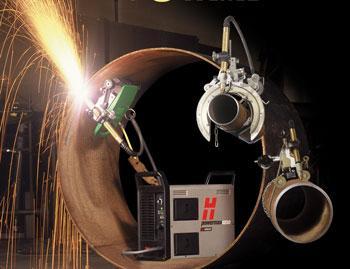Plasma Cutting for Tube, Pipe, Profiles