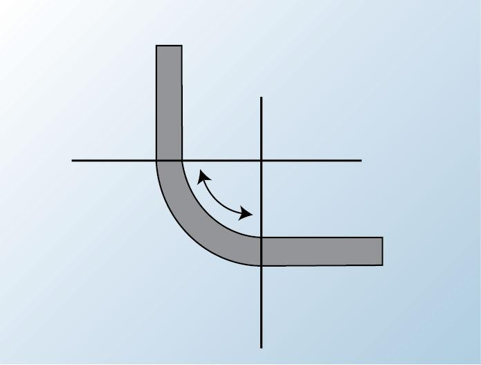 Precision Sheet Metal Bending, Bump by Bump