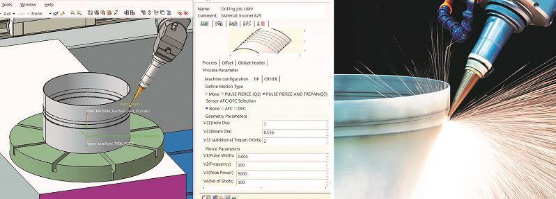 Prima Power Laserdyne Adds Fasttrim Software For Enhanced