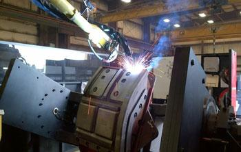 Robotic Welding With Adaptive and Autonomous Principles