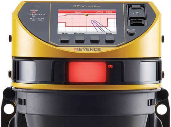 Technology Spotlight: Safety Laser Scanner