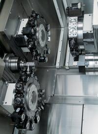 Understanding Two-spindle Turning Technology