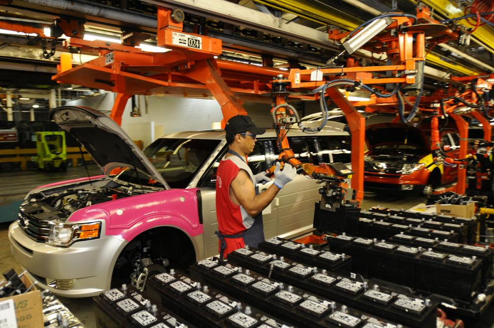 The Works Oakville >> Ford Investment In Oakville Brings Hope Of More Jobs For Autos Sector