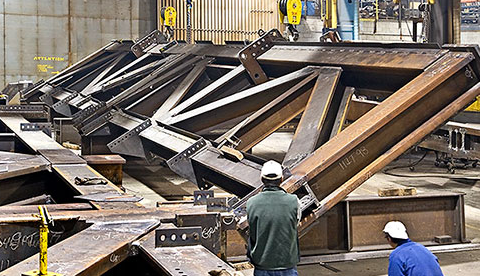 Steel fabricator ADF Group doubles revenues for 2013