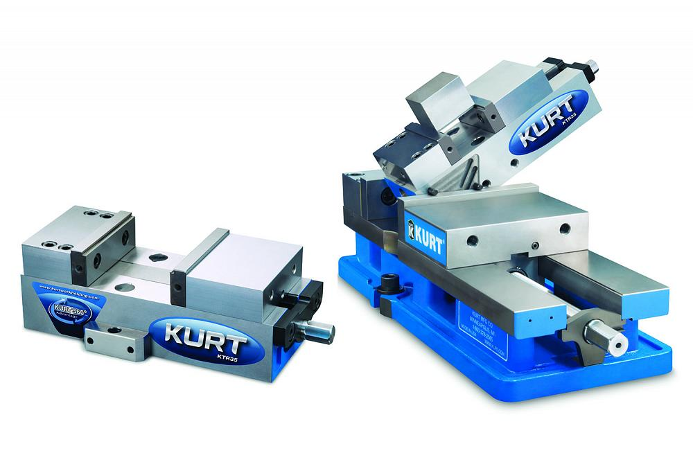 Kurt's KTR35 Toolroom Vise