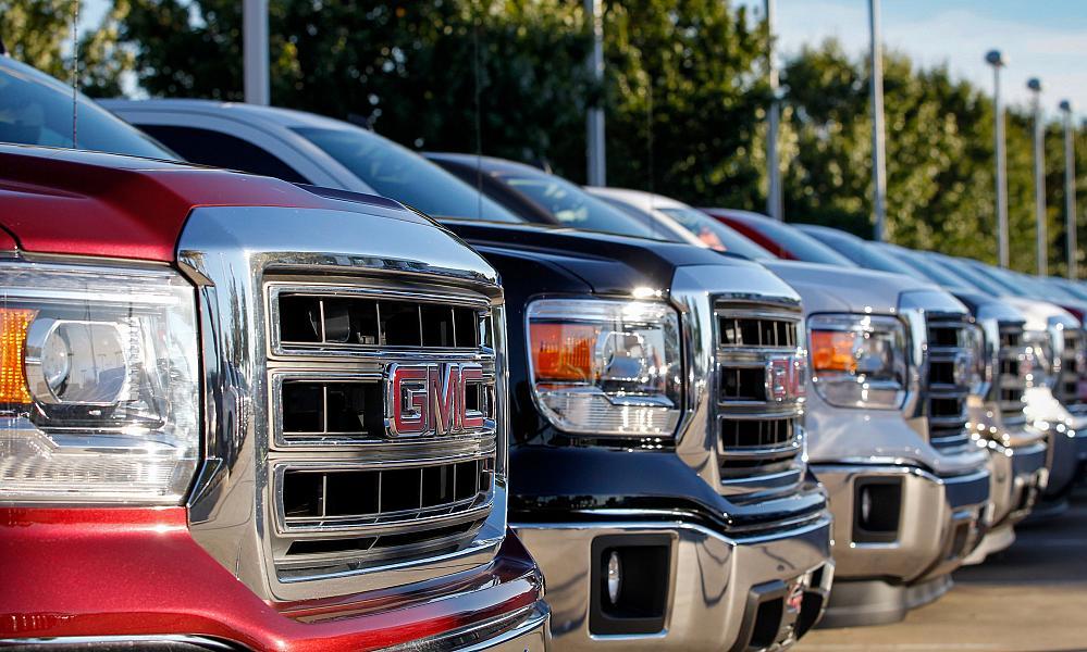 Drive Auto Sales >> Light Trucks Fuel Canadian Auto Sales In July