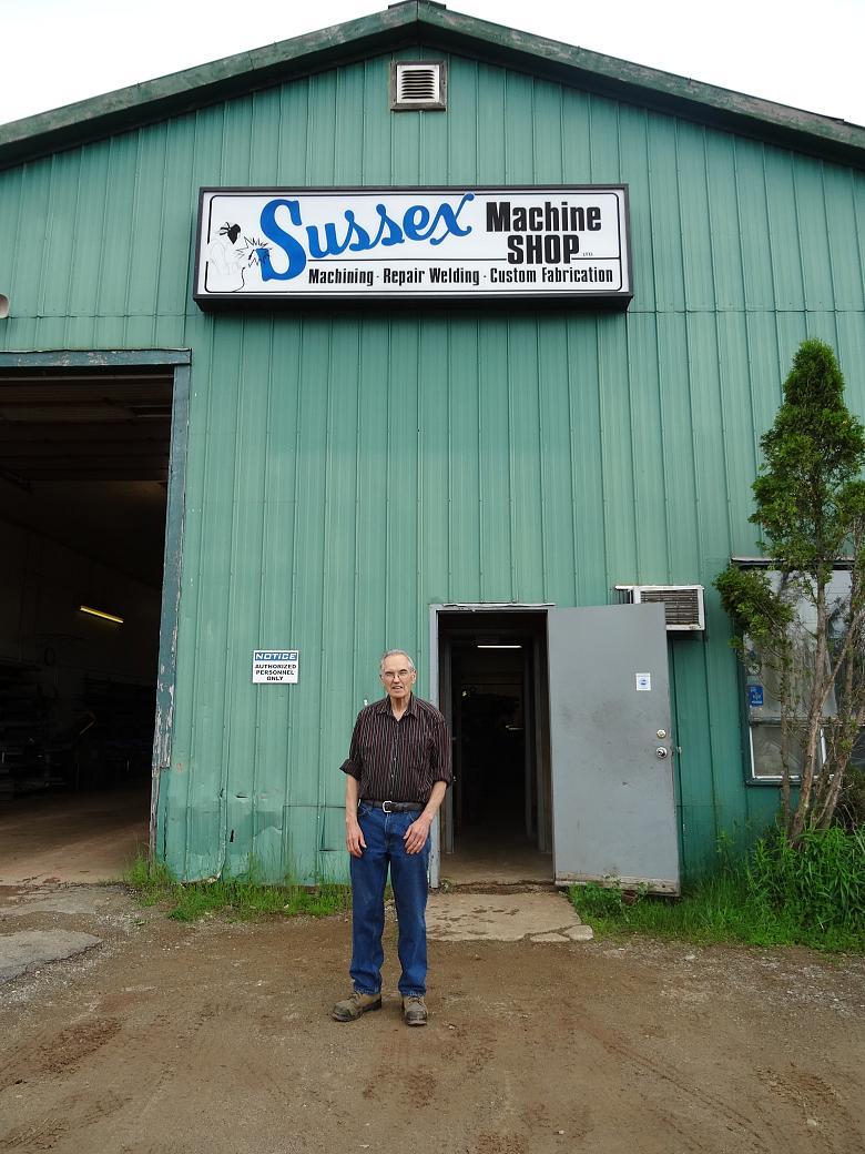 détaillant en ligne d9038 92029 Business Profile: Sussex Machine Shop