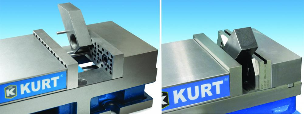 Kurt's 3-In-One Jaw System or Sine Plate Parallels