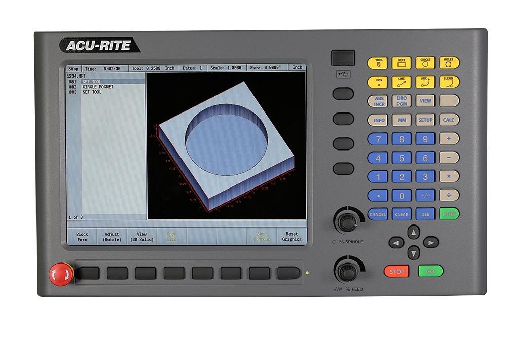 Machine Tool Controls